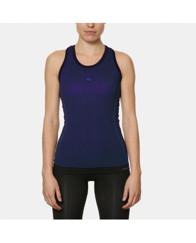 Camiseta Mujer S/Mangas Microa