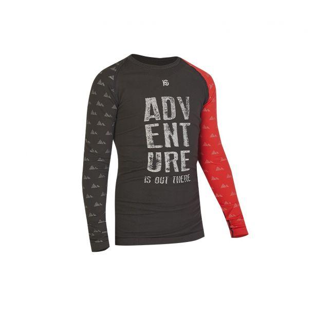 ADVENTURE - T-shirt thermique et...