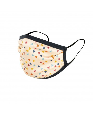 Hygienic reusable mask for...