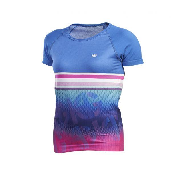 CREST - T-shirt running femme...