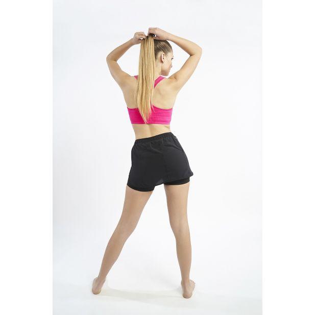 NAOS - Short jupe running femme |...