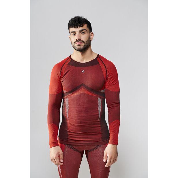 Sport HG-8441 Kong Sudadera Masculina sin Costuras